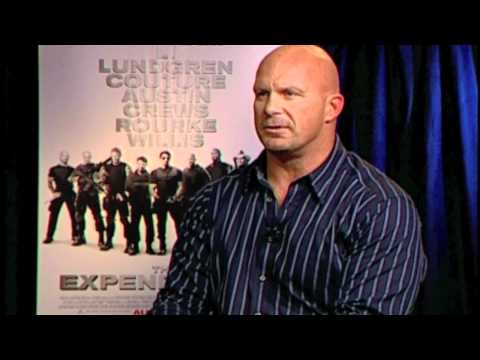 ñ Life with Melissa Hernandez: Steve Austin (The Expendables)