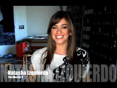 n Weekly with Natasha Izquierdo