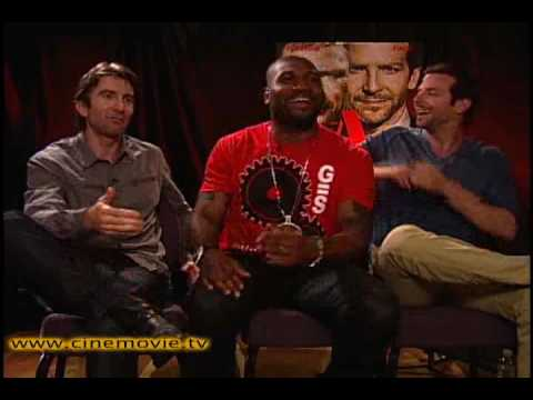 Bradley Cooper & A-Team Challenge: Boxers or Briefs