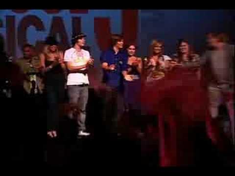 High School Musical 3 Fan Event