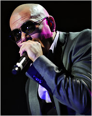 The New York Times RAVES about Pitbull's new CD