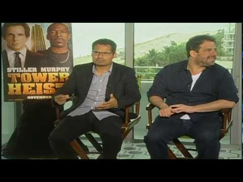 Brett Ratner & Michael Peña stop by to talk Tower Heist, Oscars and Hijinks!