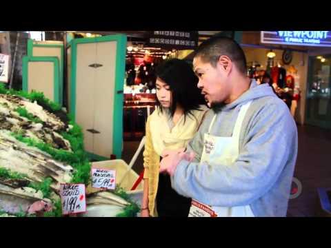 Samuel Marcelino Samson / Pike Place Fish Market