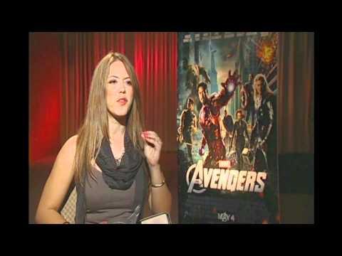 Livin' La Vida Loki! Melissa Hernandez interviews The Avengers' Tom Hiddleston