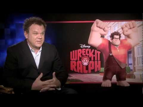 John C. Reilly of Wreck-It Ralph on ñ Life with Melissa Hernandez