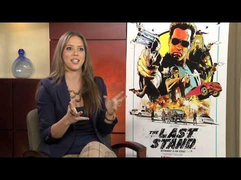 Luis Guzman and Rodrigo Santoro chat with Meli Hernandez about The Last Stand