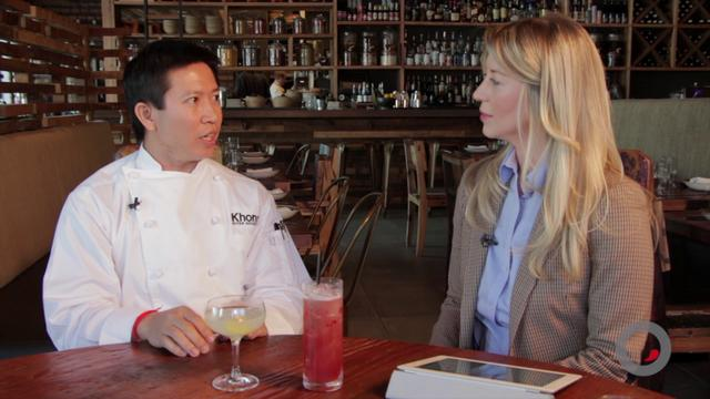 Chef Bee of Khong River House on Chat Chow – from our pallys who brought you YardBird!