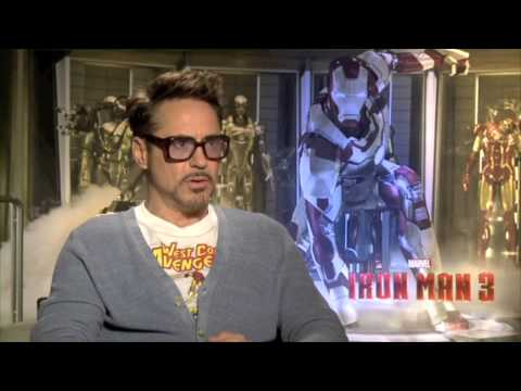 Meli Hernadez has the scoop on Iron Man III – a quick Q & A with Robert Downey Jr. !!!