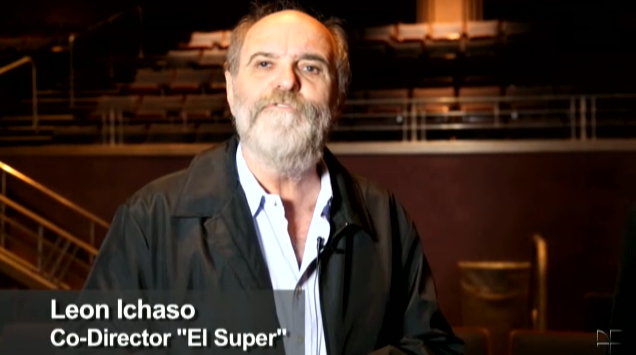 Leon Ichaso, El Super's Co-Director