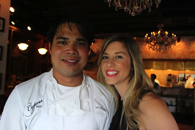 Roel Alcudia from The Cypress Room talks to Lauren Bernat on this week's Chat Chow!