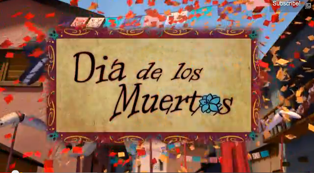 from the great short Dia De Los Muertos