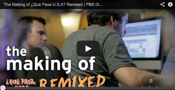 The Making of Que Pasa USA remixed