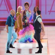 AZUCAR! Jennifer Lopez pays tribute to the Queen Celia Cruz.