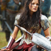Jaimie Alexander talks about love and THOR 2 with Mel