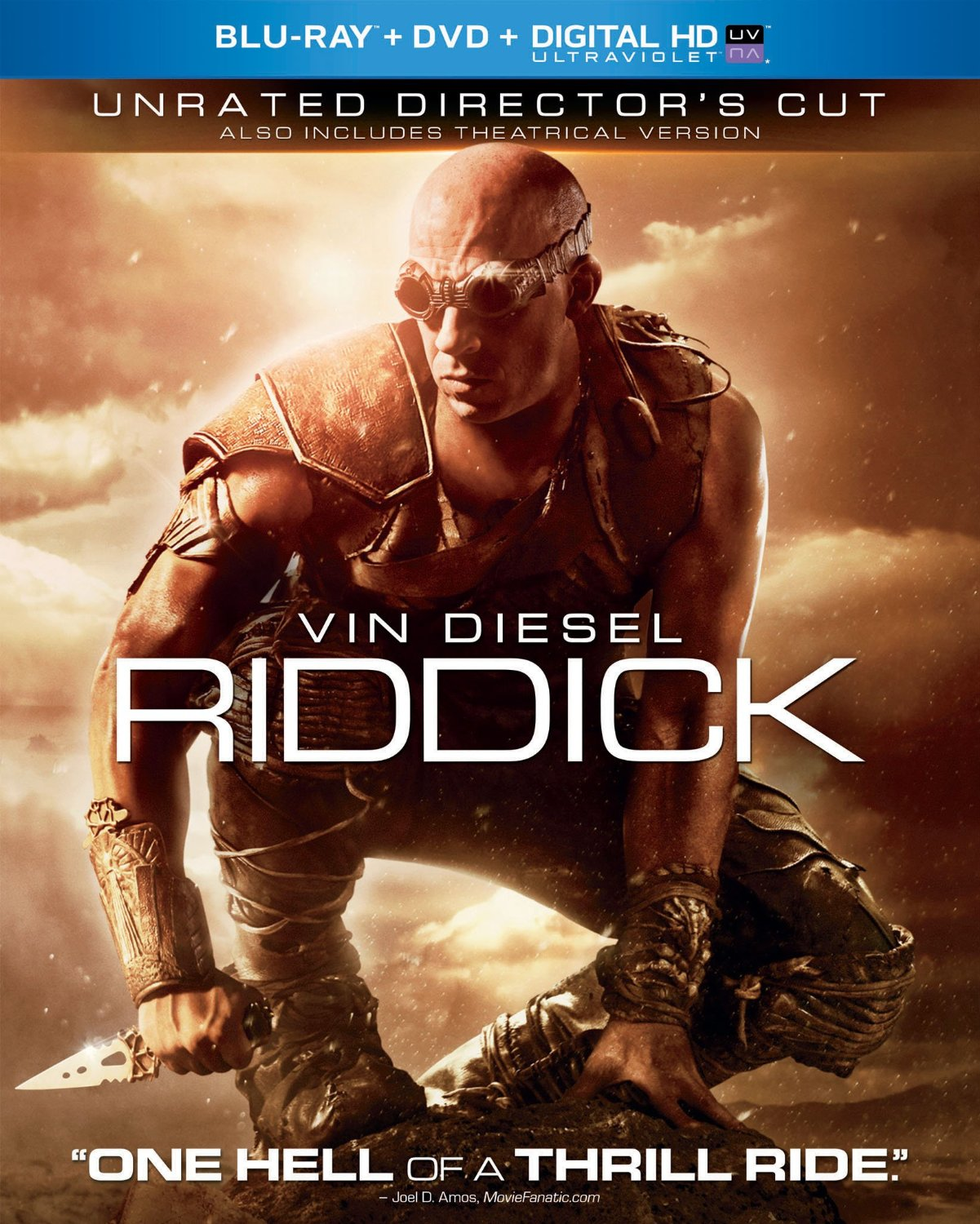 DVD Giveaway…Riddick out on DVD Jan 14. Here is my interview with Spanish hunk, Jordi Molla.