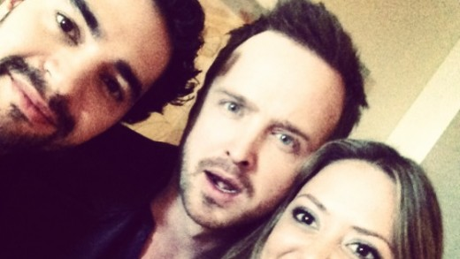Need For Speed, Aaron Paul and Ramon Rodriguez chat about the movie…