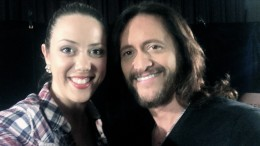 Candid interview with Transcendence actor Clifton Collins JR.