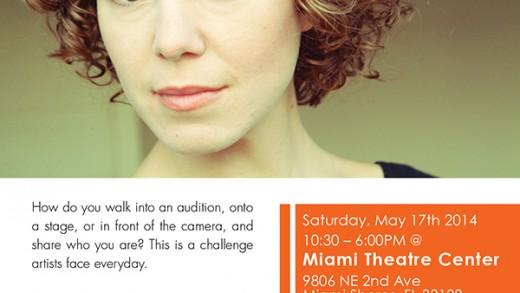 friend of ñ Jennifer De Castroverde brings her Acting Workshop to Miami :)