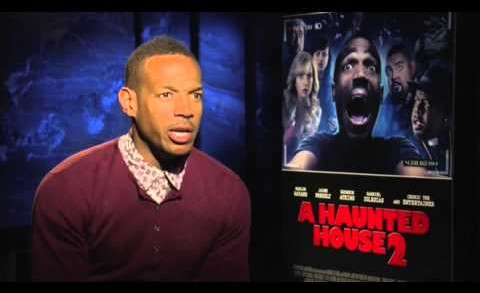 Full interview with Marlon Wayans, A haunted house 2.