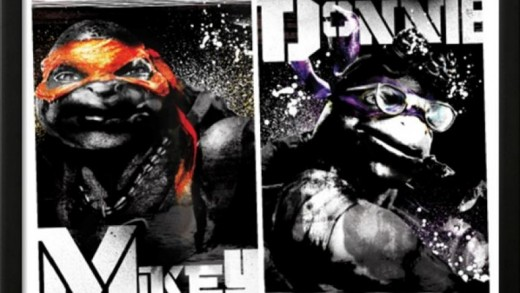 #TMNT; TURTLE POWER