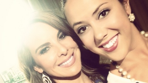 Kate Del Castillo chats about Domestic Violence, Hispanic Rolls in movies and Tequila.