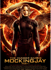 The Hunger Games: Mockingjay exclusive