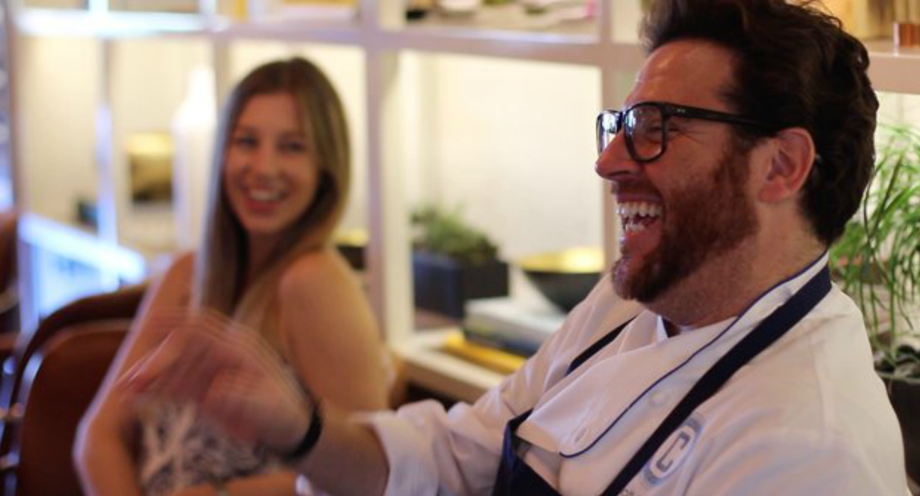 from Chat Chow: Corsair / Scott Conant