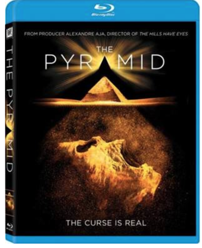 THE PYRAMID out in MAY.