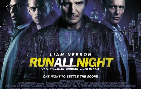 Run All Night, with Genesis Rodriguez