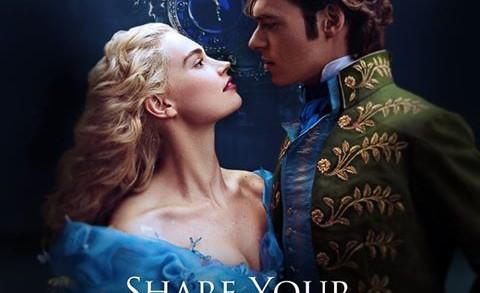 Meli meets Cinderalla's Prince Charming, Richard Madden