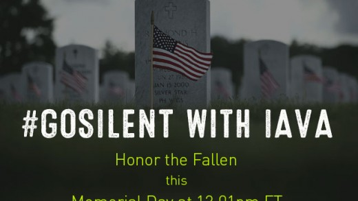 We took the ‪#‎GoSilent‬ pledge. Join us in honoring our nation's fallen