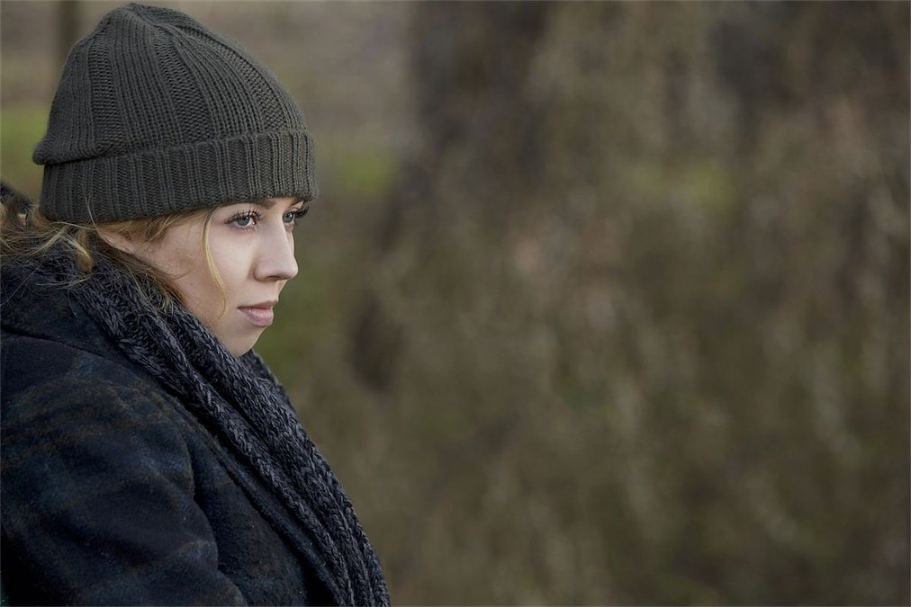 "Jennette McCurdy in Netflix's series ""Between"""