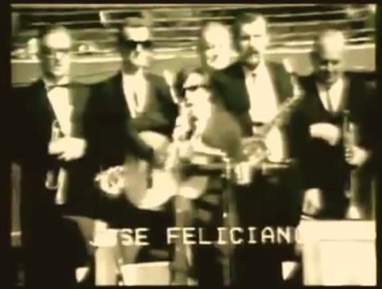 Jose Feliciano's Original Star Spangled Banner – Happy Birthday America!
