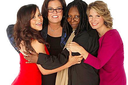 The View's Rosie Perez Says Goodbye