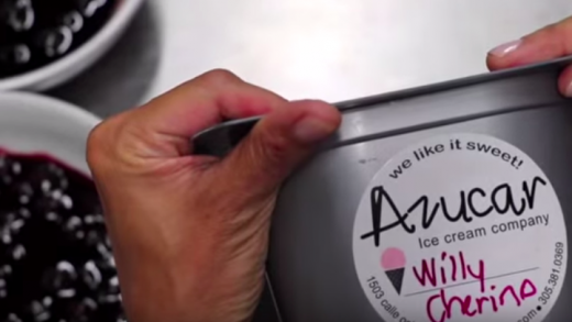 Willy Cherrino: Jim Bean Flavored Ice Cream
