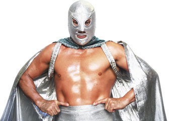 Hidden Lucha-Hero and Masked Wrestler Videos You Want to Watch