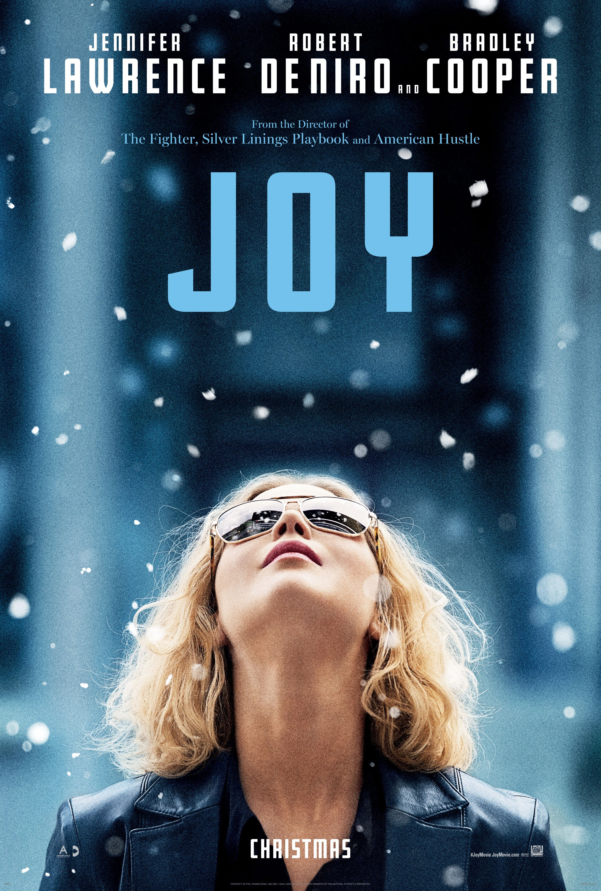 "Edgar Ramirez falls in love with ""Joy"""