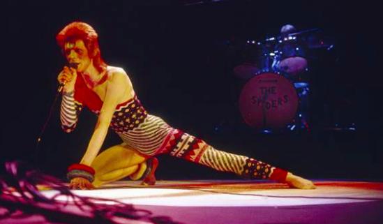 Carmen Pelaez: Tribute to Bowie