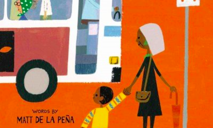 Matt de la Peña Is the First Latino to Win the John Newberry Medal