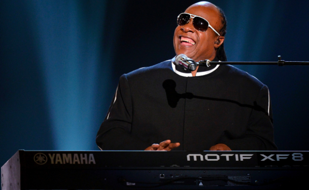 MLK. Happy Birthday.  Stevie Wonder.
