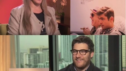 "Adam Pally chats about ""Dirty Grandpa"""