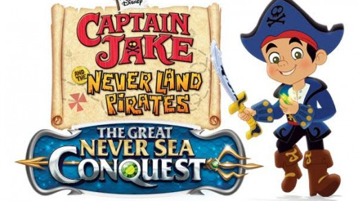 Captain Jake out on DVD