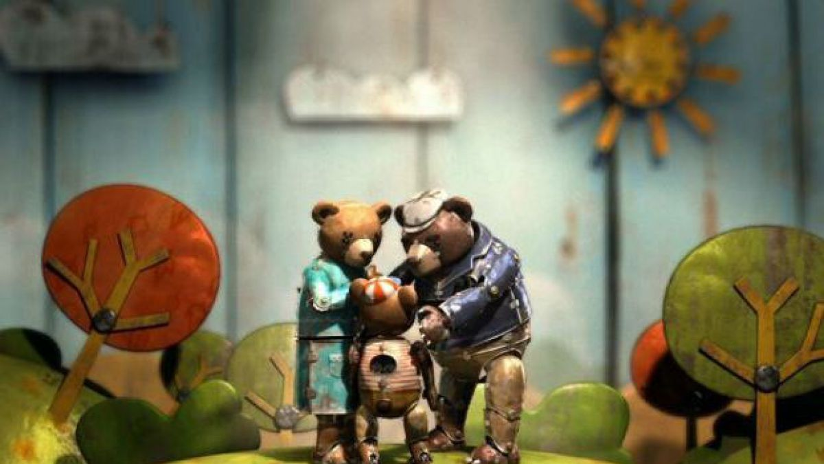 'Bear Story' Wins Chile Their First Oscar!
