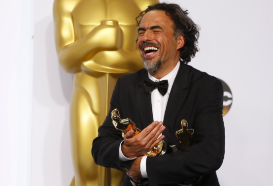 Alejandro Gonzàlez Iñarritu wins Oscar for The Revenant