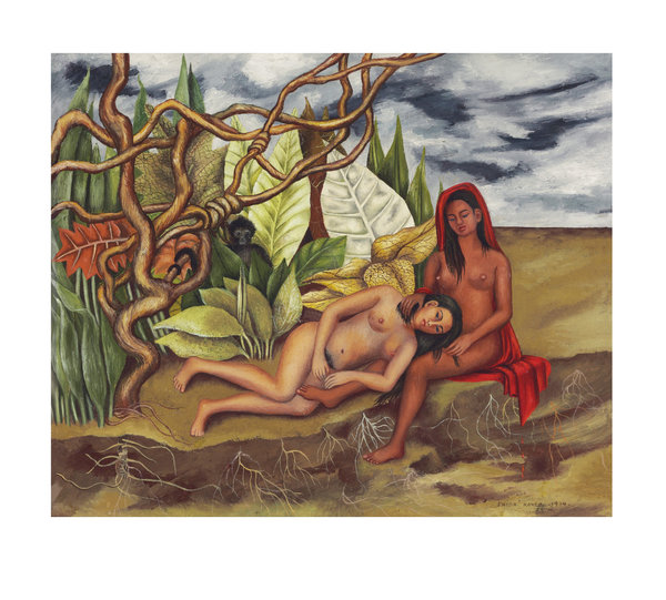Frida Kahlo – dreamlike and at Christie's