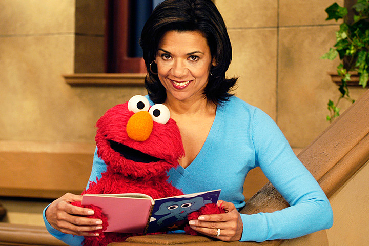 In Praise of Sonia Manzano on Sesame Street