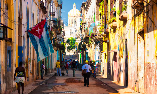 "Natalie Morales tells us to ""Stop Saying You Want To Visit Cuba Before it's Ruined"""