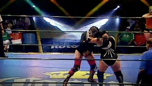 The Plight of the Female Lucha Libre Star