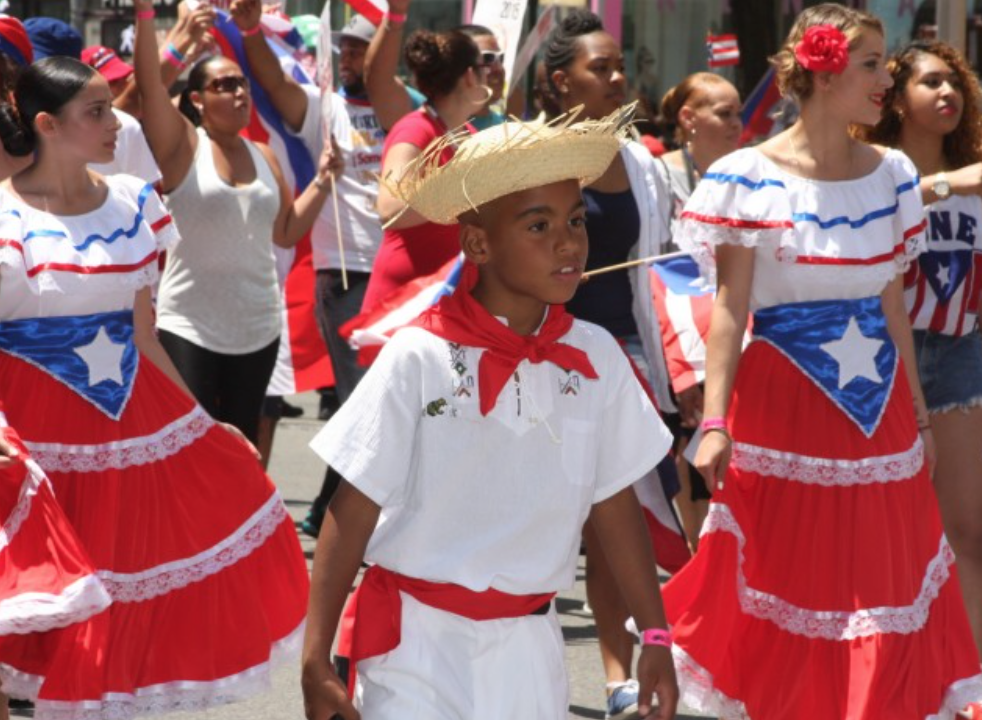 Have you Seen the National Puerto Rican Day Parade Website?