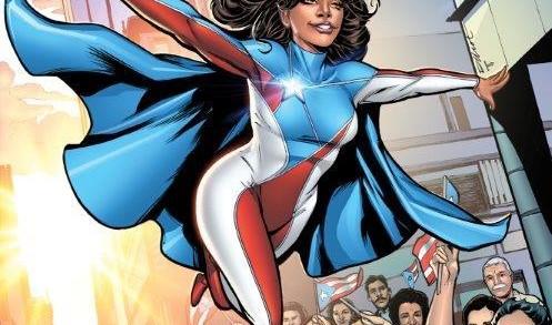 Puerto Rican Superhero Makes Comic Debut